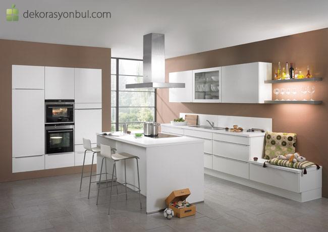 En Güzel Mutfak Dolapları Modelleri