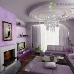 En Güzel Salon Dekorasyonları
