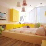 En Renkli Çocuk Odaları