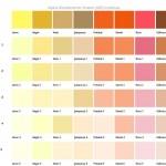 en trend Filli Boya 2016 İç Cephe Renk Kartelası 19 Ekim 2016