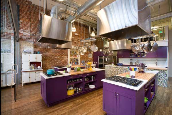 İç İlham; Endüstriyel tarzı mutfaklar | Pembedekor