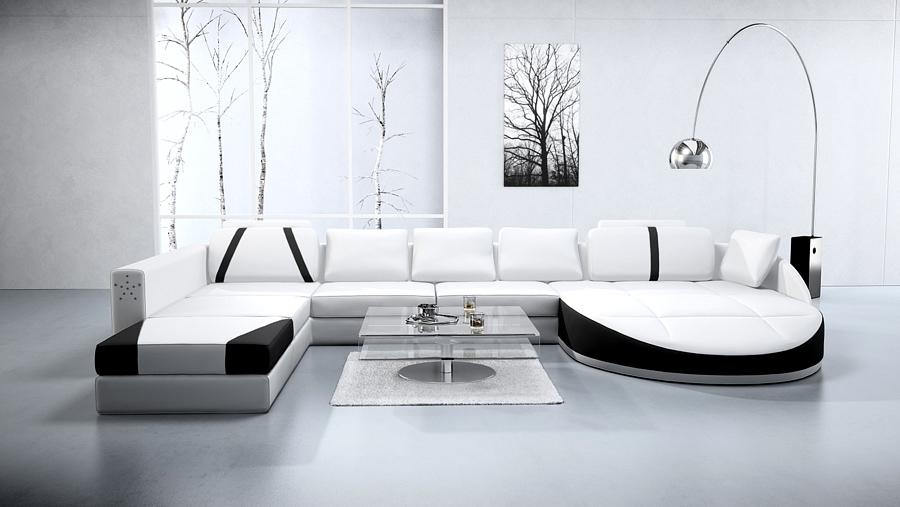 Estetik Beyaz Köşe Takımı Modelleri