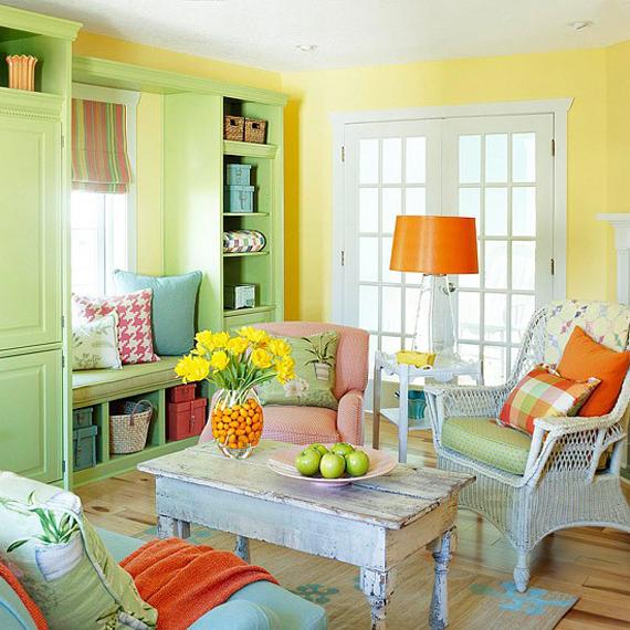 ev dekorasyon yaratıcı fikirler