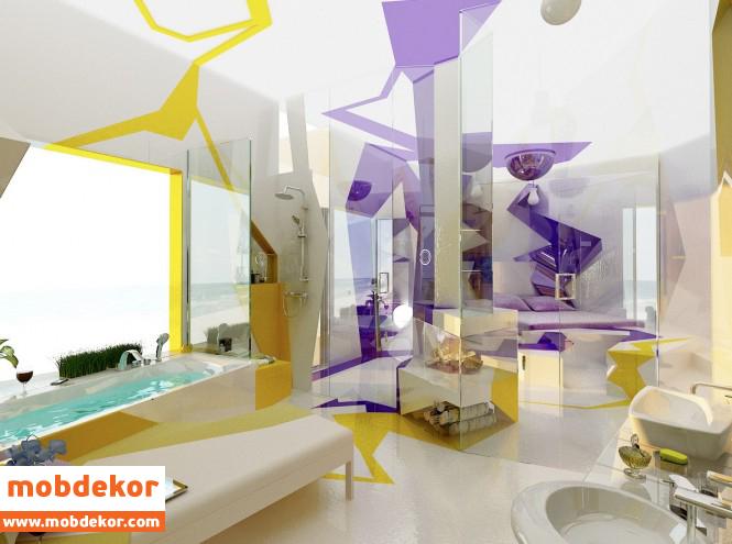 Ev Dekorasyonu Modelleri. Renkli ve Farklı!