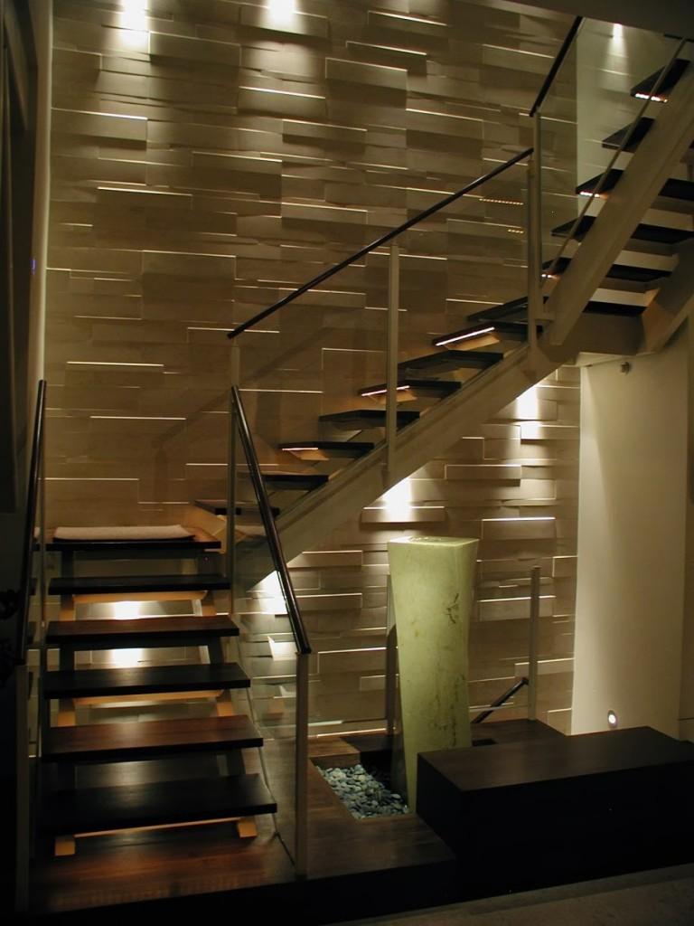 Evim İçin Herşey : Merdiven Dekorasyon Önerileri