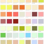 Filli Boya İç Cephe Renk Kataloğu 2013