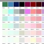 Filli boya renk kataloğu 2013 • Peri Modası