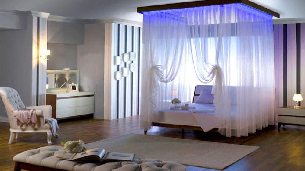 Haberler » Cibinlikli Yatak Odaları