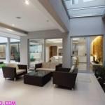 Havuzlu Büyük Ev Tasarımı ‹ DekoromoDekoromo