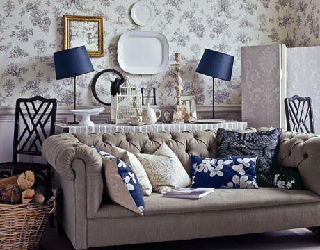 İngiliz Tarzı Ev Dekorasyonu