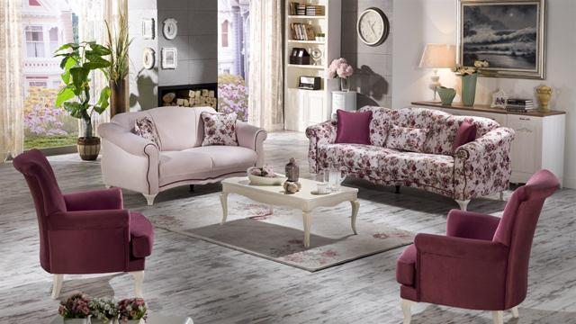 İpek mobilya salon takımları