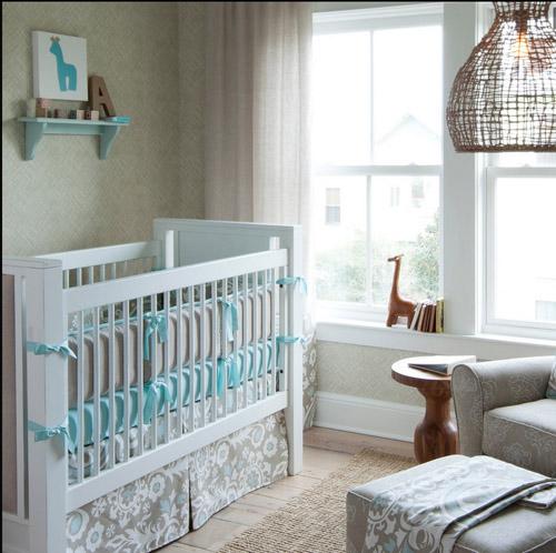 İşte size şahane fikirler verecek erkek bebek odası
