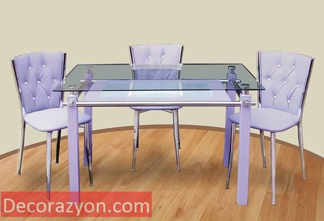 İstikbal Mutfak Masası Modelleri Yeni Moda 2015