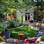 Kahve Tadında: Bahçe Dekorasyon Fikirleri