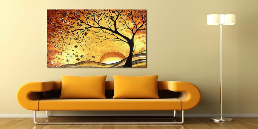 Kanvas Tablo, Dekorasyonda Büyülü Güç
