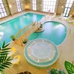Kapalı Yüzme Havuzu Tasarımları, Kapalı Yüzme Havuzu