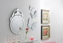 Kelebekli Ayna Modelleri » İndir Resim Resim indirme sitesi