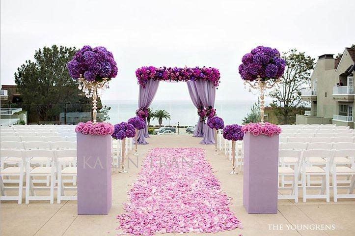 Kır düğünü yapmayı düşünenler için en iyi konseptler