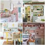 Kır Evi Tarzı Mutfaklar / Country Style Kitchens