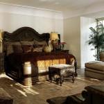 Korku Veren Klasik Master Yatak Odası Tasarımları