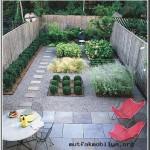Küçük Bahçe Dekorasyon Modelleri 2012
