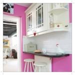 """Küçük Mutfaklar"""" için dekorasyon fikirleri, küçük mutfak"""
