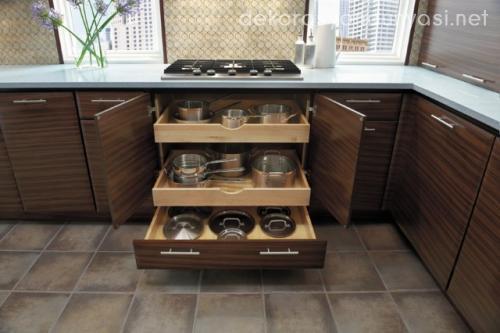 Kullanışlı Mutfak Dolabı Modelleri