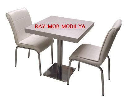 Lokanta masa sandalye takımı RMT 12