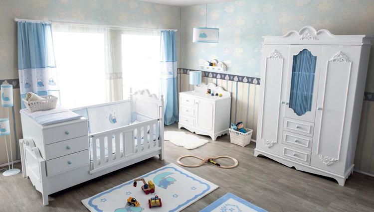 Loli Bebek Odası Erkek Balhome Mobilya