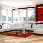 lüks Ev Dekorasyon Örnekleri 2012 yeni moda modern ev