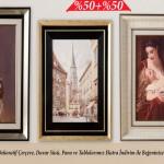 Madame Coco Tüm Dekoratif Çerçeve, Tablo, Duvar Süsleri ve