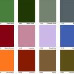 Marshall dış cephe boya renkleri 2015