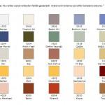 Marshall dış cephe boya renkleri 2017