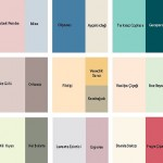 Marshall Duvar Renk Kataloğu 2015
