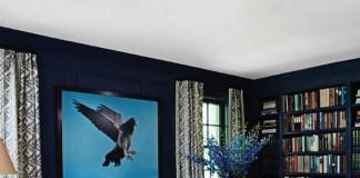 Mavi Ev Dekorasyon Örnekleri 2014