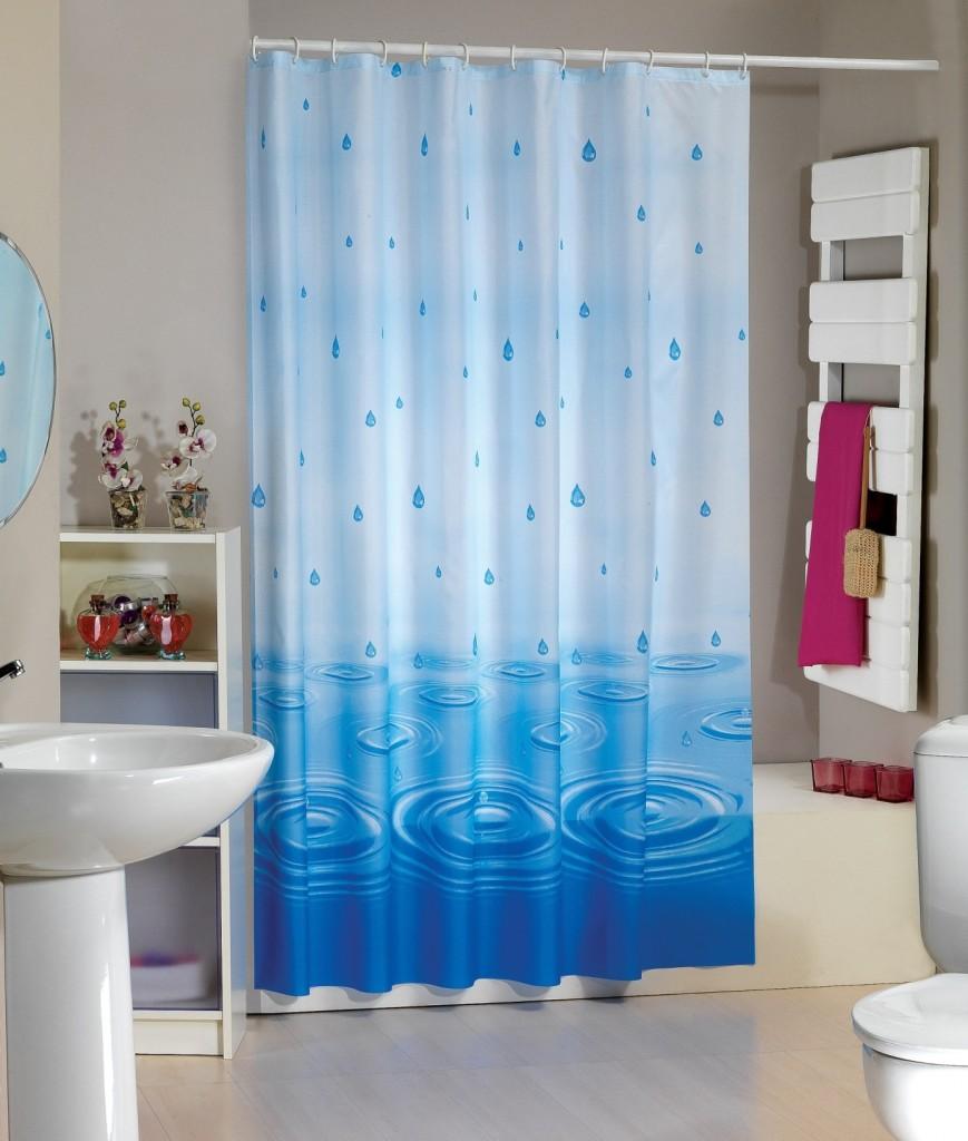 Modern Duş Perdesi Modelleri 2014