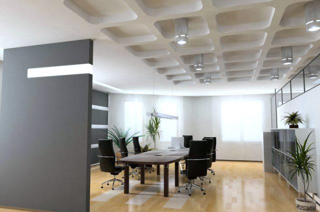 Modern Ofis İç Dekorasyon Örnekleri