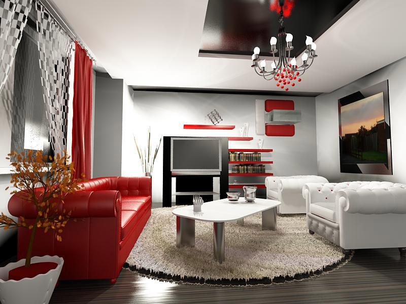 Modern pembe ev dekorasyonu tasarımları ve örnekleri