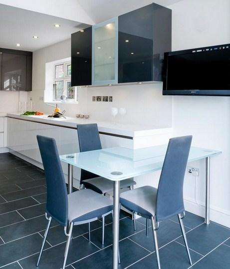 modern tepe home mutfak örnekleri