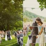 Muhteşem Bir Kır Düğünü