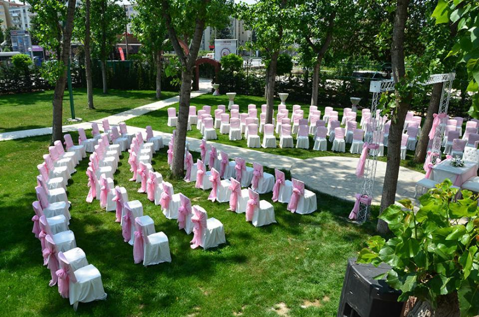 Muhteşem Kır Düğünü Organizasyonları