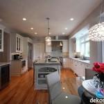 Mutfak ve Yemek Odası Aydınlatması