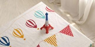Online Alışveriş / Satın Düşük Fiyat Beige Linen Tablecloth