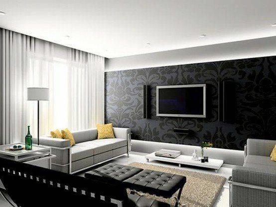 Oturma Odası İçin Duvar Kağıdı Nasıl Seçilir?