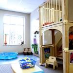 Oyun Parklı Yeni Moda Çocuk Odası Modelleri 2015