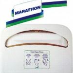 Paslanmaz Krom 7217 Model Klozet Kapak Örtüsü Dispenseri