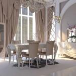 Pırlanta Avangarde Yemek Odası