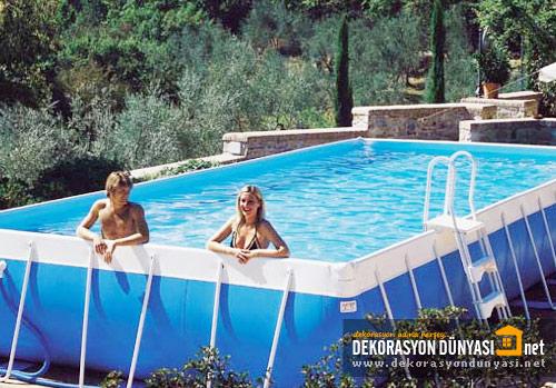 Prefabrik Yüzme Havuzları ve Fiyatları