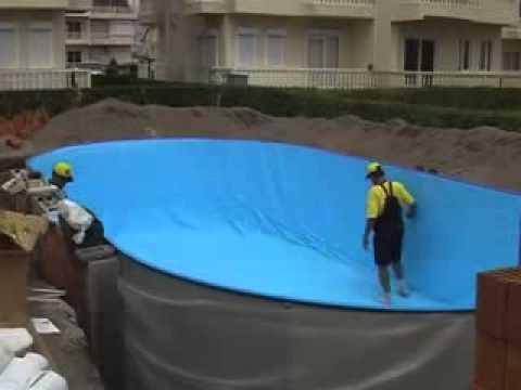 Prefabrik Yüzme Havuzu