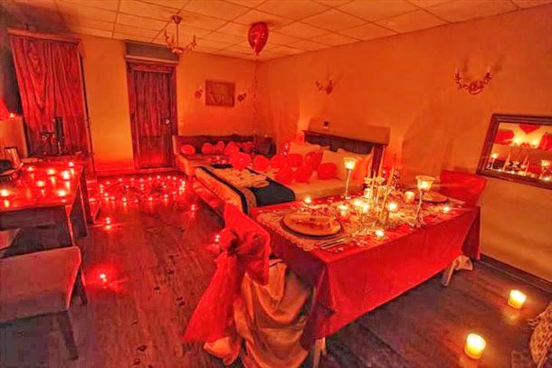 Romantik Bir Yatak Odası Nasıl Dekor Edilir ?